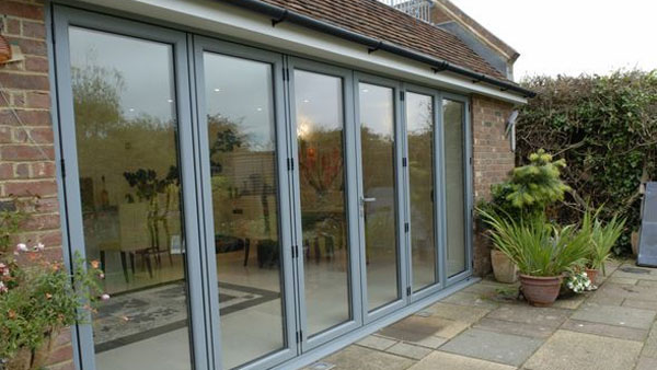 Bi Folding Doors - Smart Visofold 1000 System